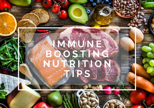 Immune-Boosting Nutrition Tips