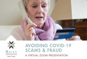 Avoiding COVID-19 Scams and Fraud