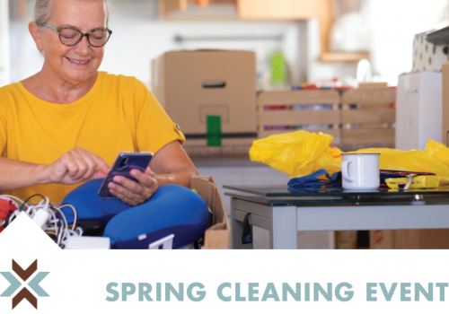 Virtual Spring Cleaning and Downsizing Event in Chanhassen